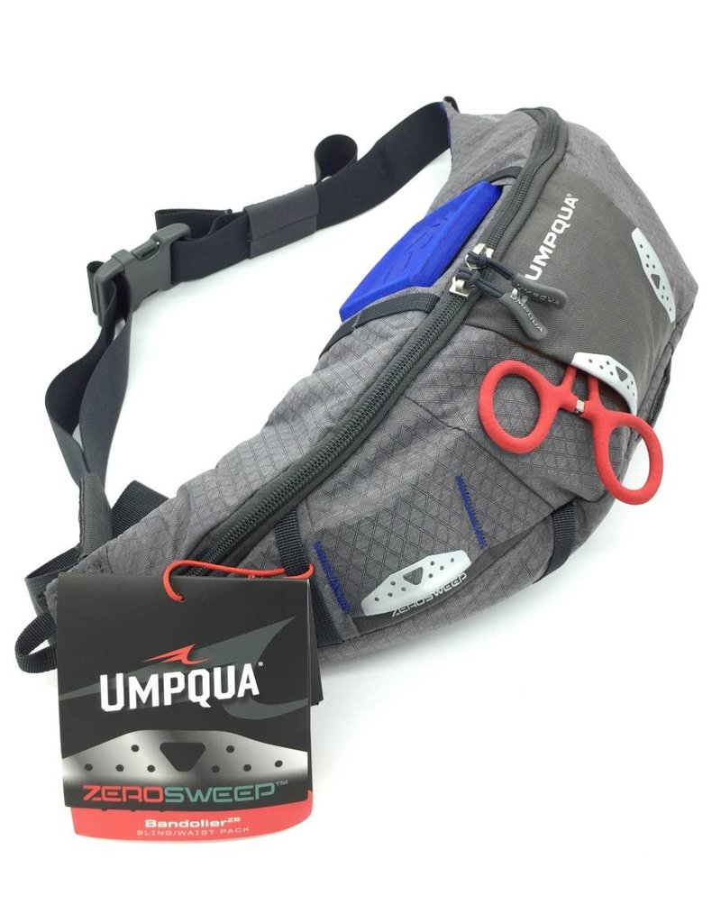 Umpqua Feather Merchants Umpqua Bandolier ZS Sling Granite