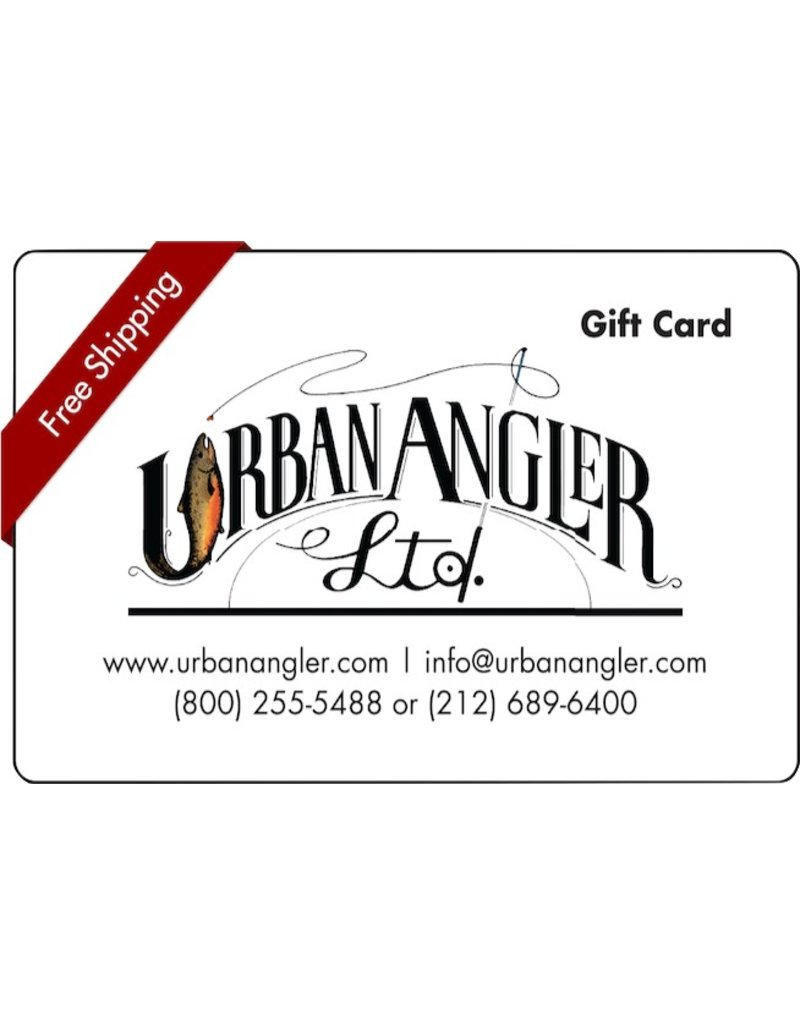 Urban Angler Gift Card