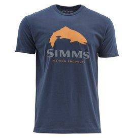 Simms Simms Trout Logo T-Shirt