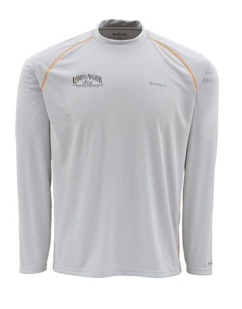 Simms Simms Solarflex Logo Shirt