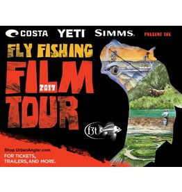 Urban Angler NYC Fly Fishing Film Tour Ticket - 2/27/2017
