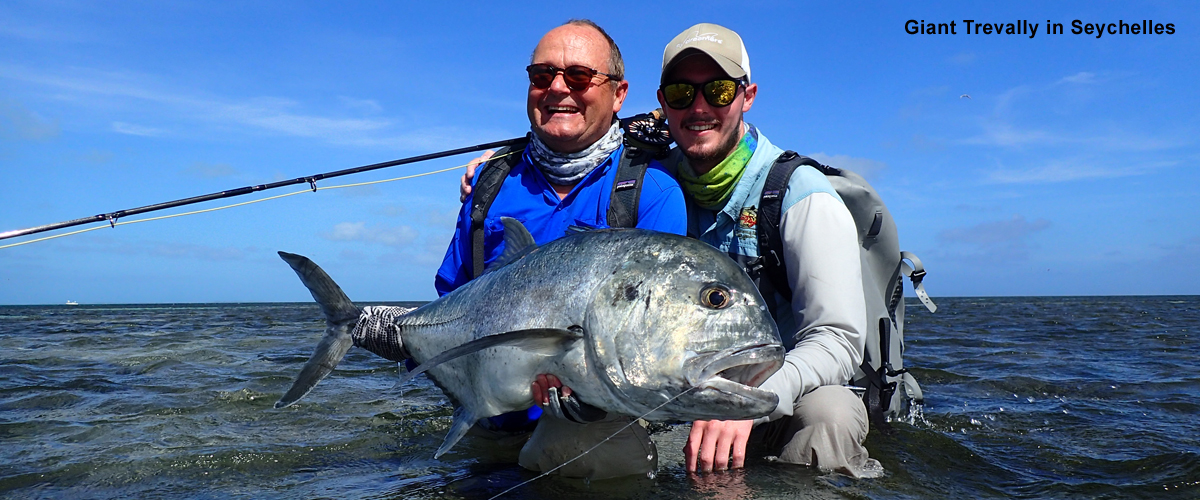 Giant Trevally Seychelles Urban Angler Travel