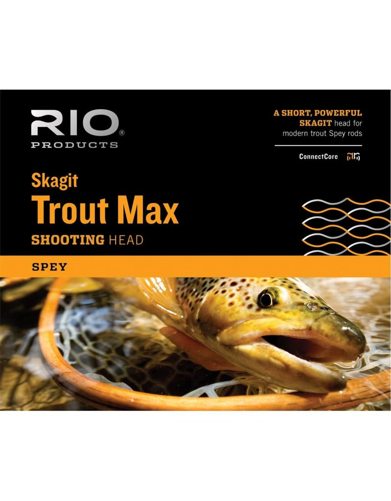 Rio Skagit Trout Max Shooting Head