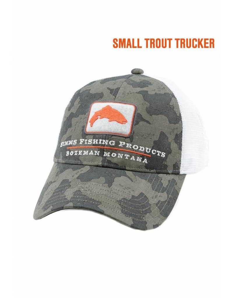 Simms Simms Trout Trucker Hat