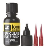Loon Outdoors Loon UV Clear Fly Finish - Flow (1/2 oz.)