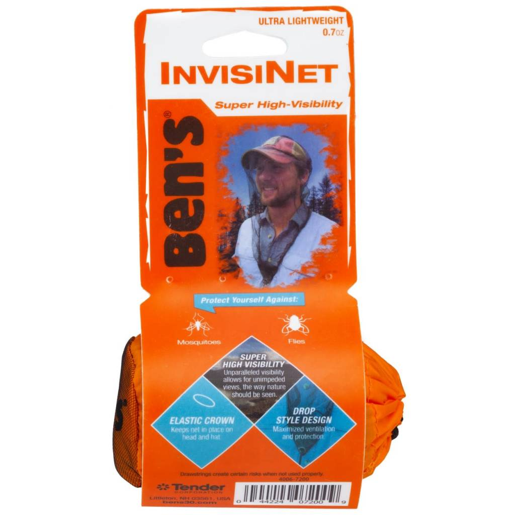 Ben's Ben's Invisinet Head Net