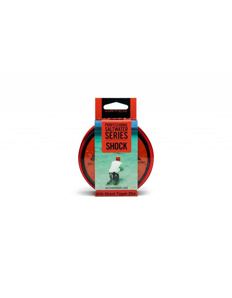 Hatch Hatch Saltwater Fluorocarbon Shock Tippet