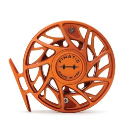 Hatch Custom Hatch Finatic Reel - Orange
