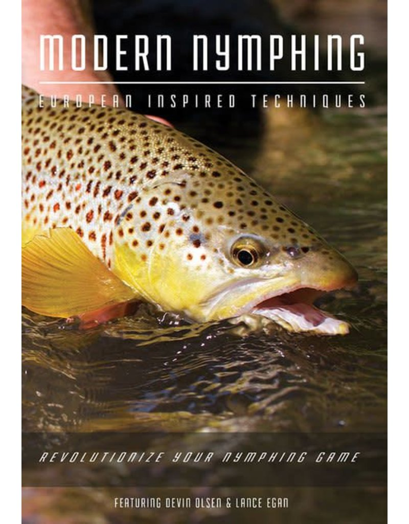 Angler's Book Supply Modern Nymphing: European Inspired Tactics (DVD)