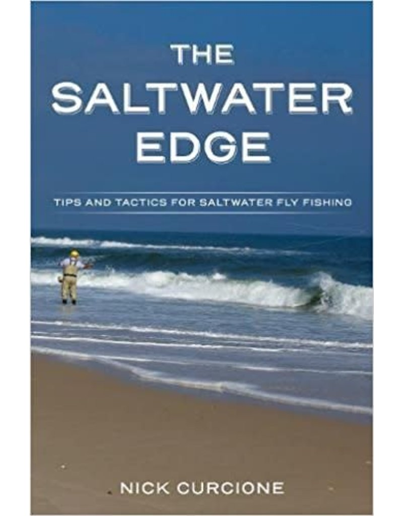 Angler's Book Supply Saltwater Edge by Nick Curcione