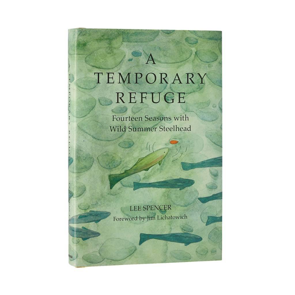 Temporary Refuge by Lee Spencer