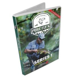 Angler's Book Supply Pure Fly NZ Season 1 (DVD)