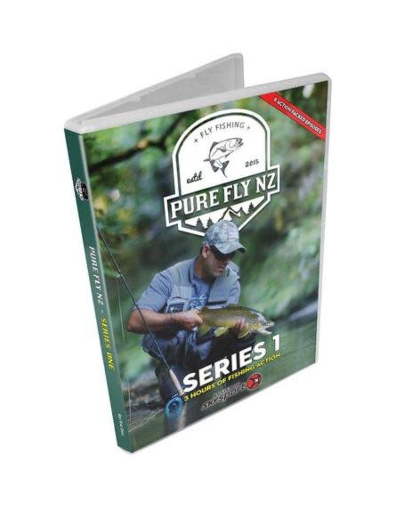 Angler's Book Supply Pure Fly NZ Season 1 (DVD)