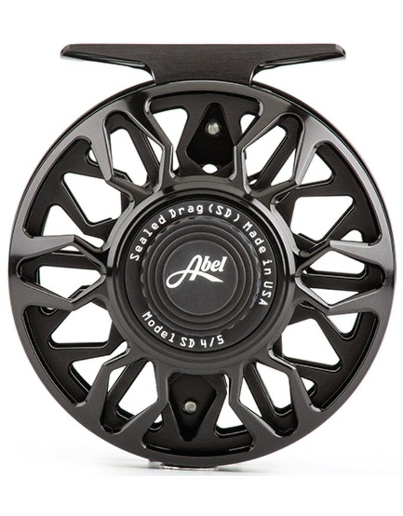 Abel Reels Abel SD (Sealed Drag) Reel LH 4/5 Black