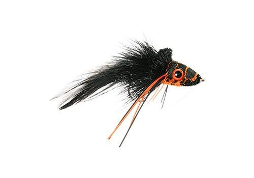 Umpqua Feather Merchants Deer Hair Swimming Frog