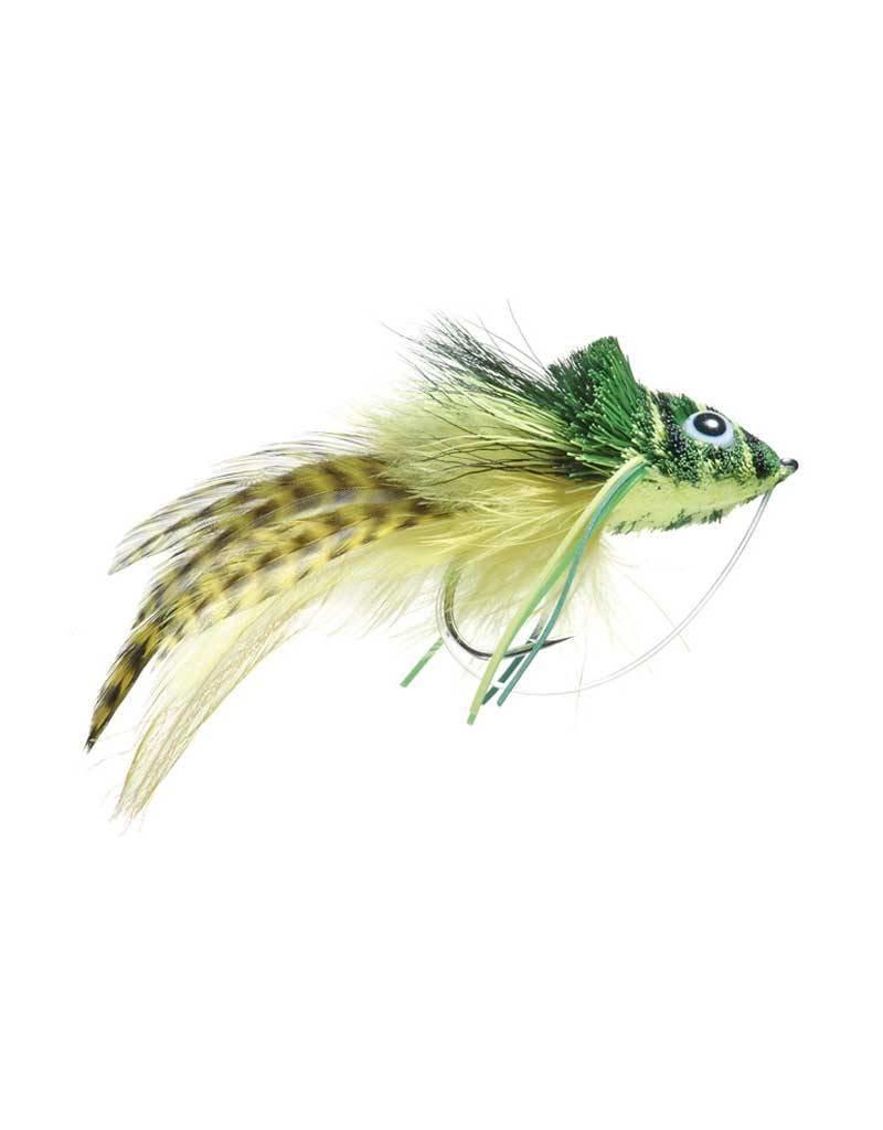 Umpqua Feather Merchants Deer Hair Swimming Frog