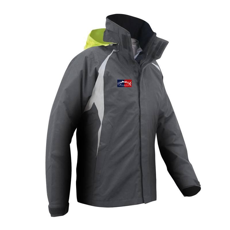 Bluefin Tournament Jacket Charcoal Large