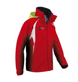 Bluefin Tournament Jacket Red Medium