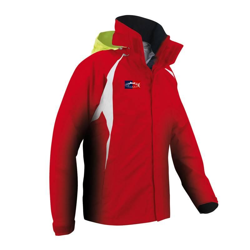 Bluefin Tournament Jacket Red Medium