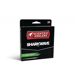 Scientific Anglers SharkWave Trout WF 4 Floating Stealth