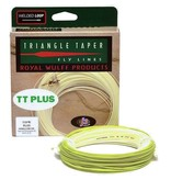 Wulff Lines Wulff Triangle Taper PLUS TT5 Floating (Ivory / Willow)