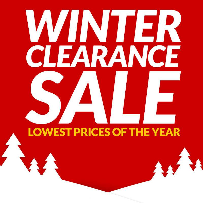 Super Sale & Seasonal Closeouts