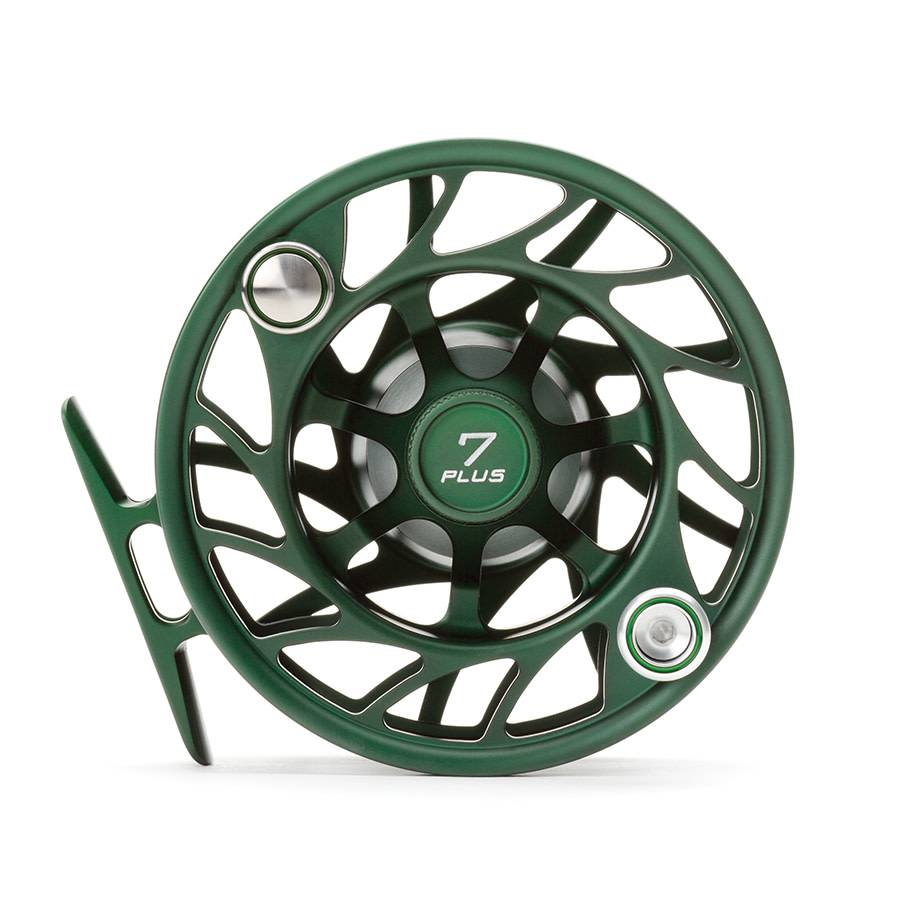 Hatch Custom Hatch Finatic Reel - Green