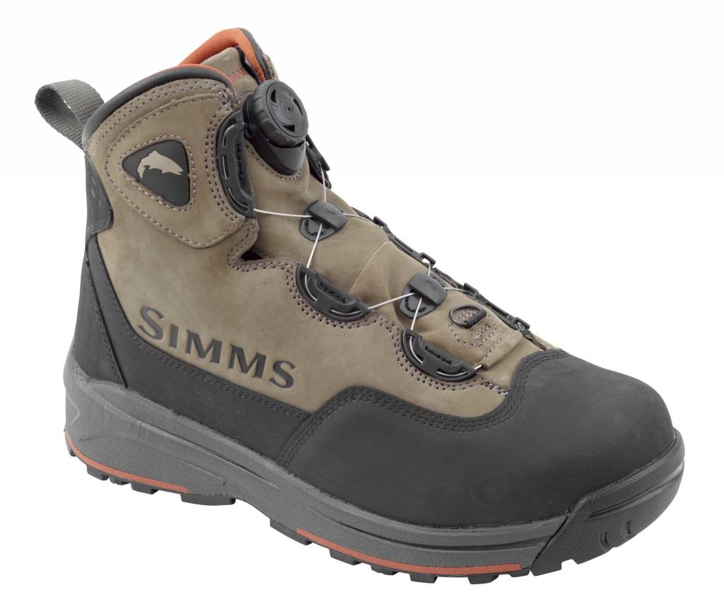 Simms Simms Headwaters Boa Boot Vibram