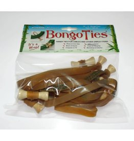 BongoTies Bamboo Bongoties 10 Pack