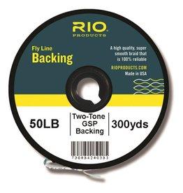 Rio Rio Two-Tone Gel Spun Backing