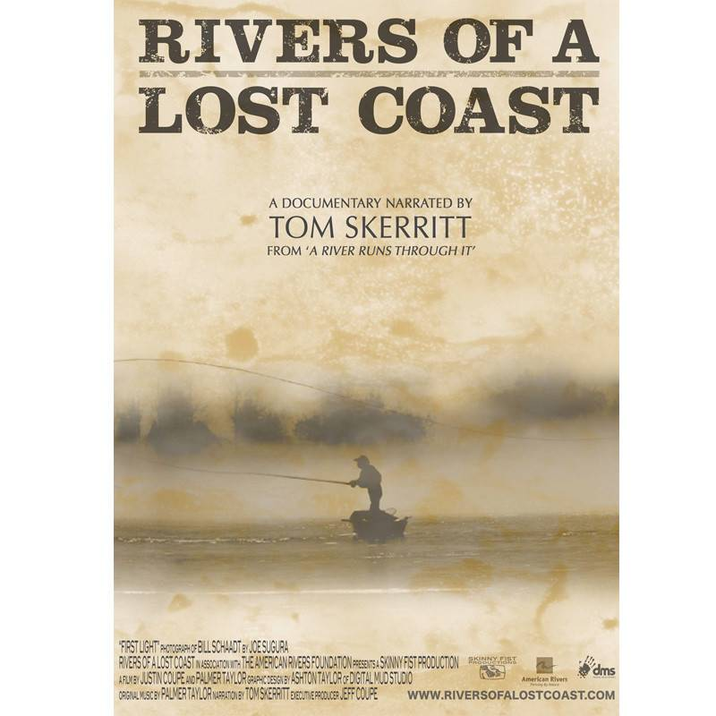 Rivers Of A Lost Coast DVD
