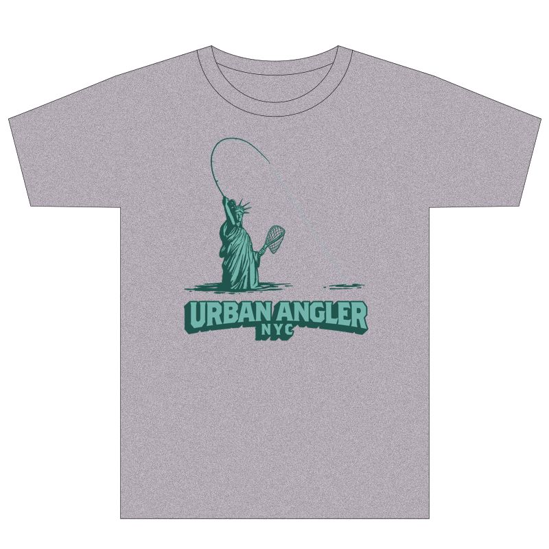 Urban Angler Landing Liberty T-Shirt