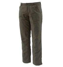Simms Simms Coldweather Pant Dark Olive X-Large