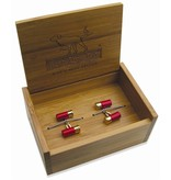 Bird Dog Bay Bird Dog Bay 12 Gauge Cufflink Set