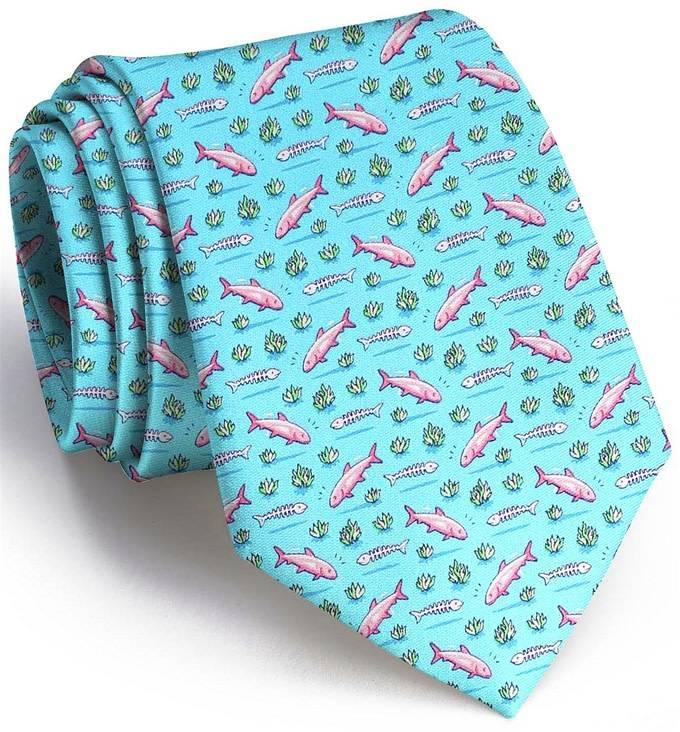 Bird Dog Bay Bird Dog Bay Necktie Bonefish Flats Necktie