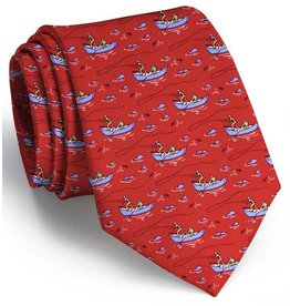 Bird Dog Bay Bird Dog Bay Necktie Catch & Release Necktie