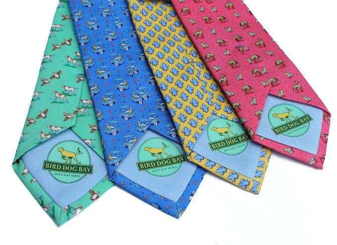Bird Dog Bay Bird Dog Bay Necktie Hooked On Flies
