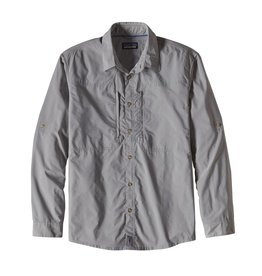 Patagonia Patagonia Sun Stretch Shirt Drifter Grey Medium