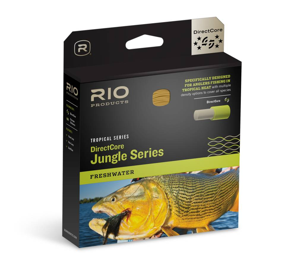 Rio Directcore Jungle Series Sink Tip