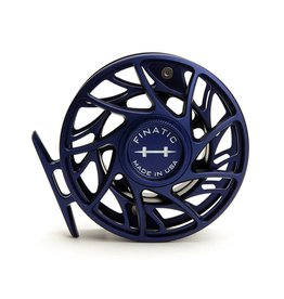 Hatch Custom Hatch Finatic Reel - Blue Water