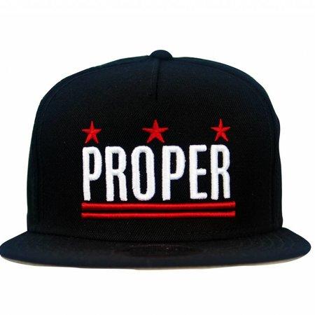 Proper D.C. Snapback