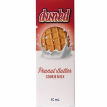 DUNK'D Peanut Butter