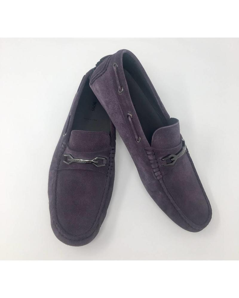 HUGO BOSS BOSS SUEDE DRIVERS