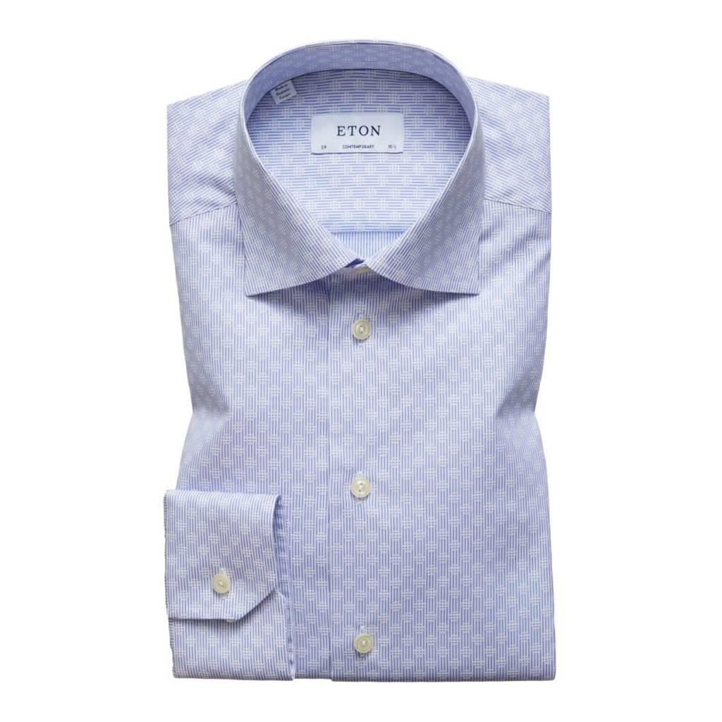eton dobby shirt napoli 39 s per la moda napoli 39 s men 39 s shop