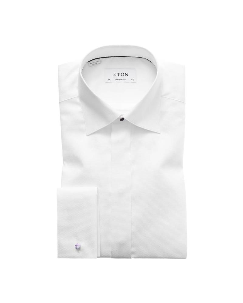 ETON OF SWEDEN DOBBY EVENING SHIRT