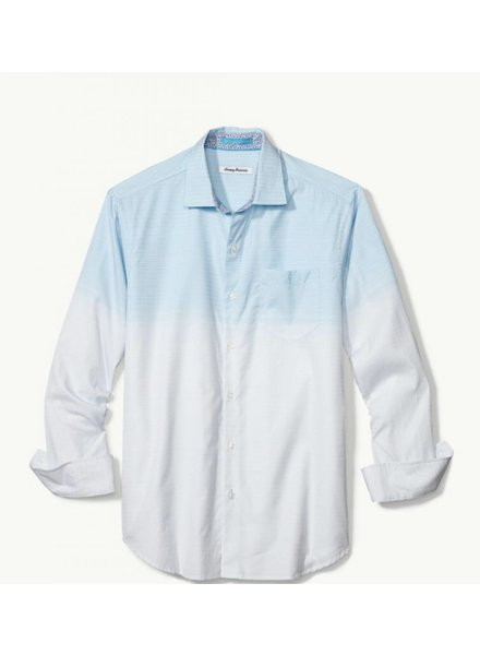 TOMMY BAHAMA OMBRE SHIRT