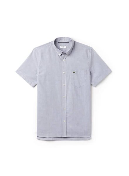LACOSTE SLIM FIT COTTON SHIRT