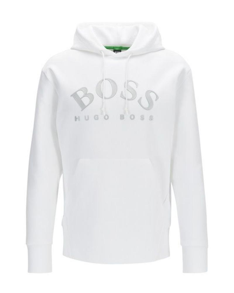 HUGO BOSS HOODED SWEATSHIRT