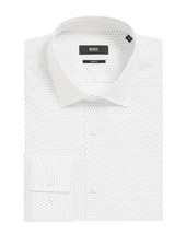 HUGO BOSS DOTTED SHIRT