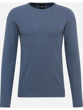 HUGO BOSS SLIM LONG SLEEVE T-SHIRT